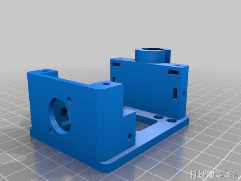 Miniskybot 2机器人 3D模型  图2