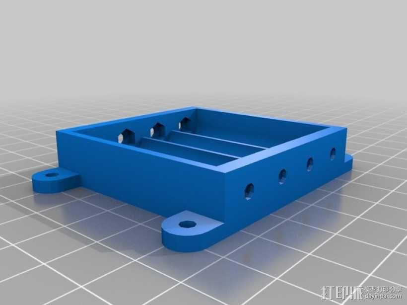 Miniskybot 2机器人 3D模型  图1