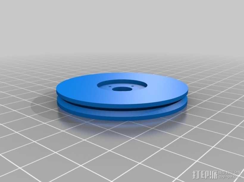 Miniskybot 2机器人 3D模型  图3
