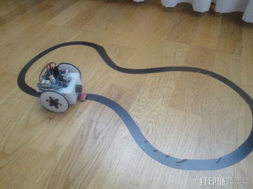 Miniskybot 2机器人 3D模型  图7