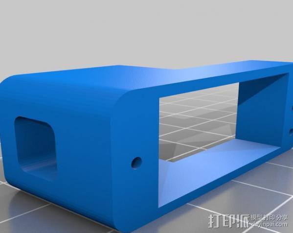 六足机器人 3D模型  图7