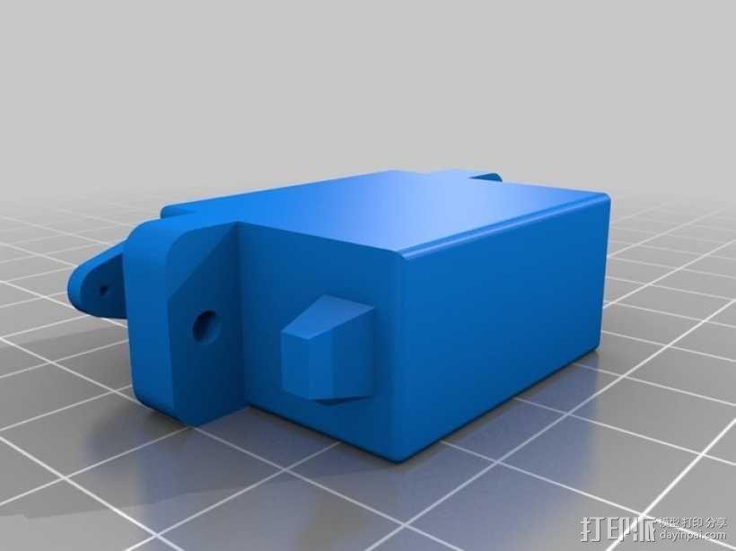 六足机器人 3D模型  图9