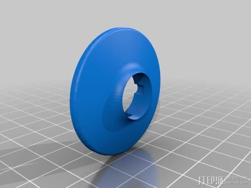迷你起重装置 3D模型  图4