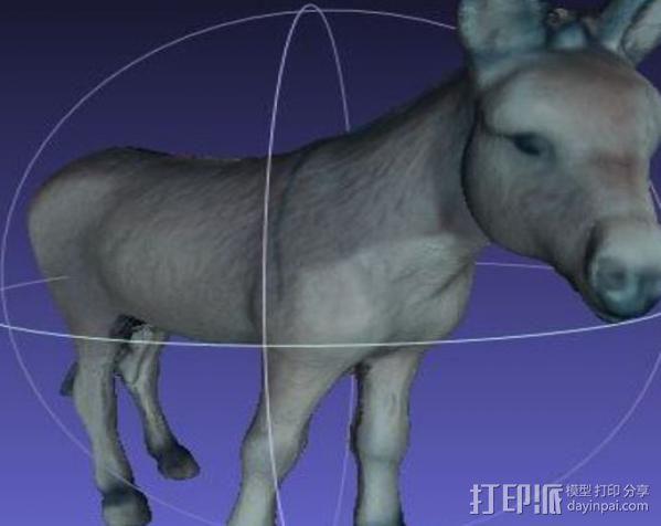 VirtuCube 3D扫描仪 3D模型  图3