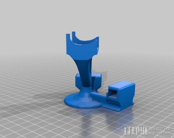VirtuCube 3D扫描仪 3D模型  图2