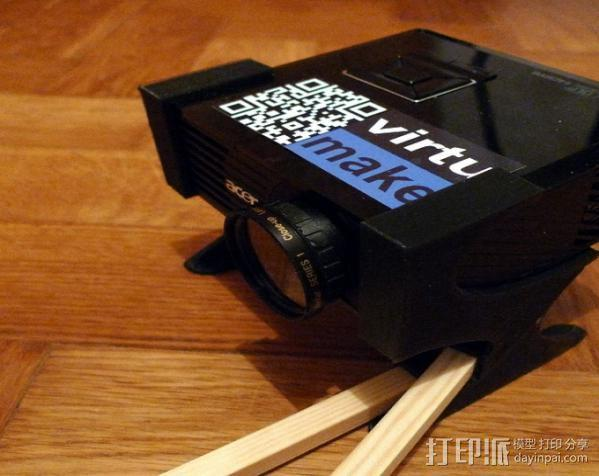 VirtuCube 3D扫描仪 3D模型  图6