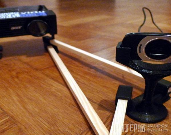 VirtuCube 3D扫描仪 3D模型  图7