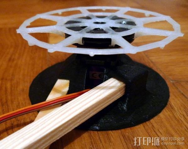 VirtuCube 3D扫描仪 3D模型  图8
