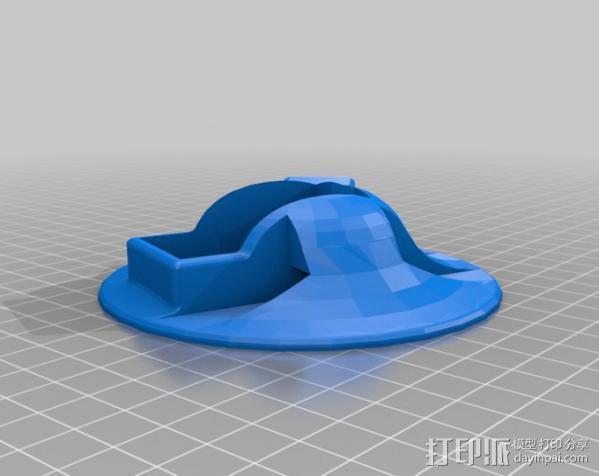 VirtuCube 3D扫描仪 3D模型  图11