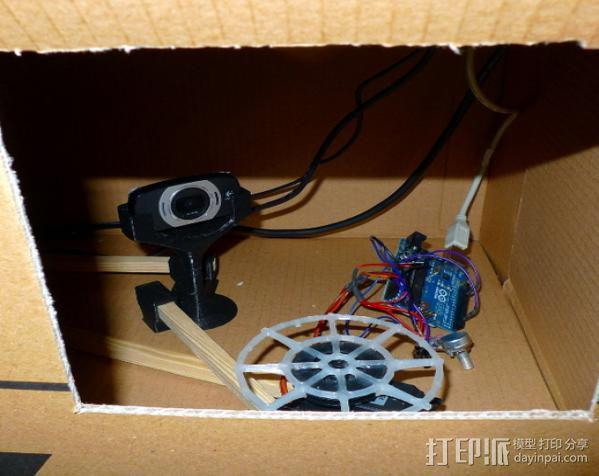 VirtuCube 3D扫描仪 3D模型  图10