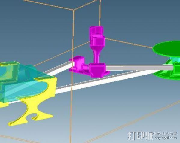 VirtuCube 3D扫描仪 3D模型  图17