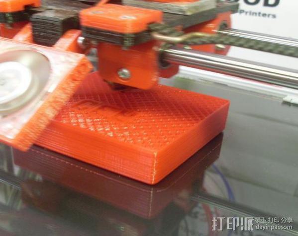 弹药托盘 3D模型  图3