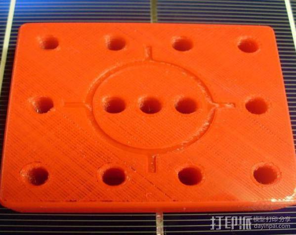 弹药托盘 3D模型  图4