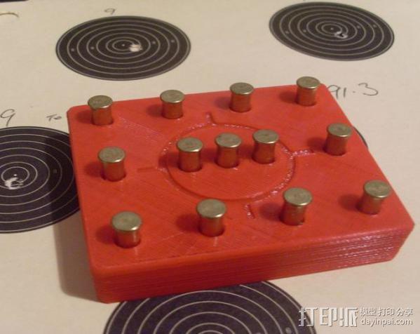 弹药托盘 3D模型  图5