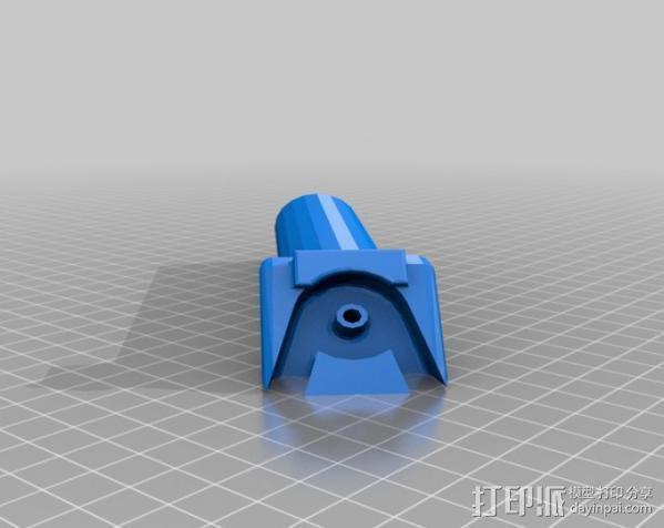 相机稳定器 3D模型  图7