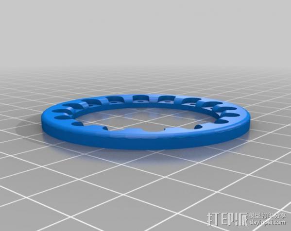 胎圈锁止器 3D模型  图11