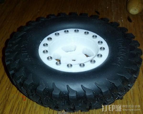 胎圈锁止器 3D模型  图14