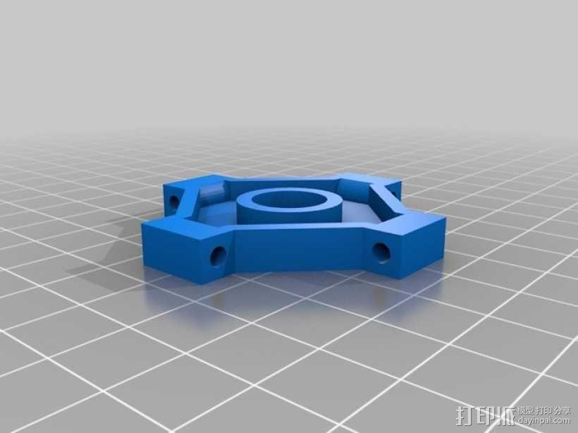 Delta机器人 3D模型  图6