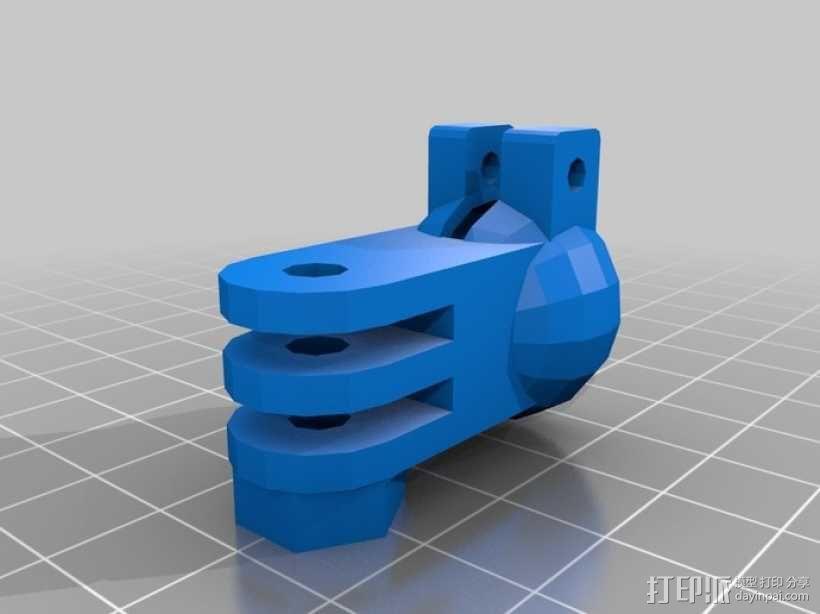 球形接头  3D模型  图5