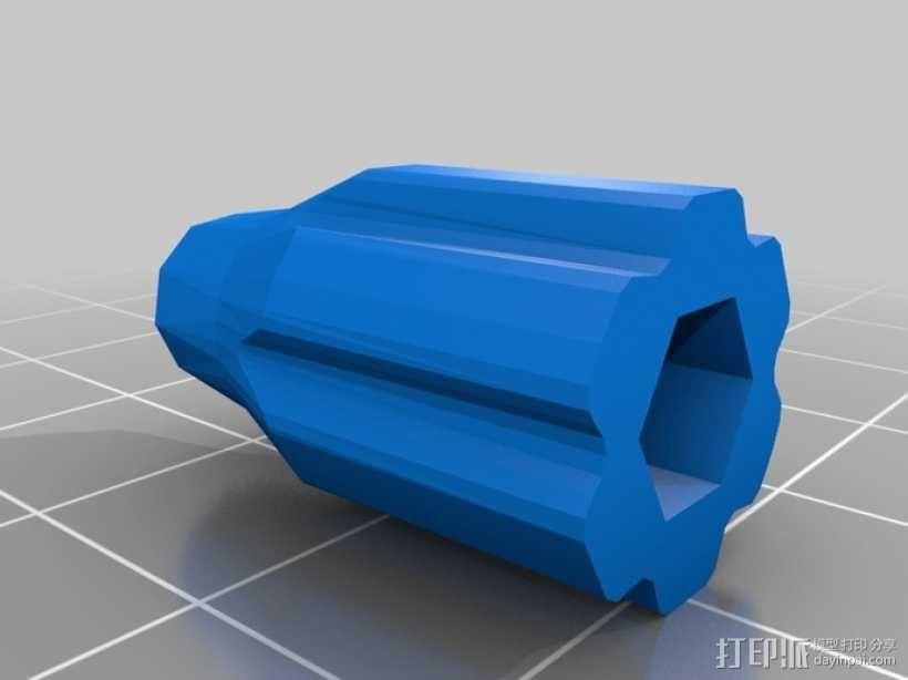 球形接头  3D模型  图6