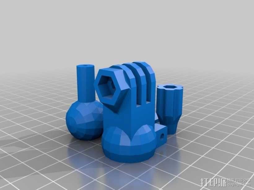 球形接头  3D模型  图7