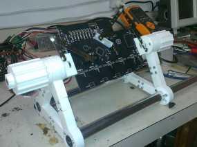 印刷电路板 工作台 3D模型