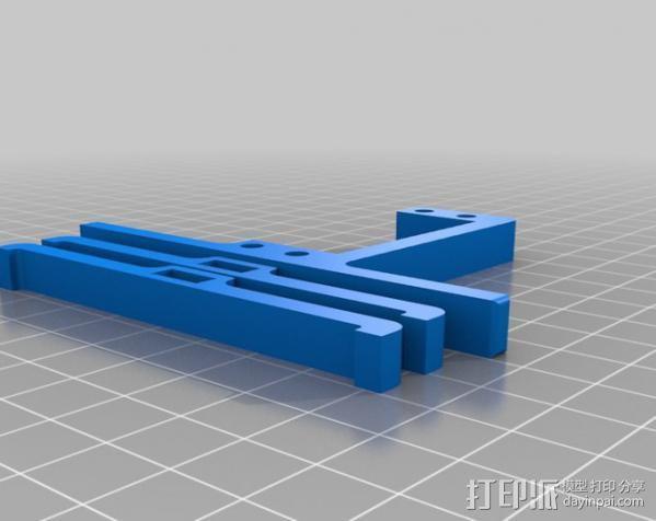 桌面式激光炮塔 3D模型  图5