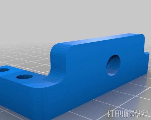 桌面式激光炮塔 3D模型  图6