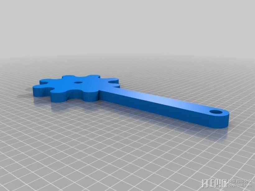 机械抓手 3D模型  图10
