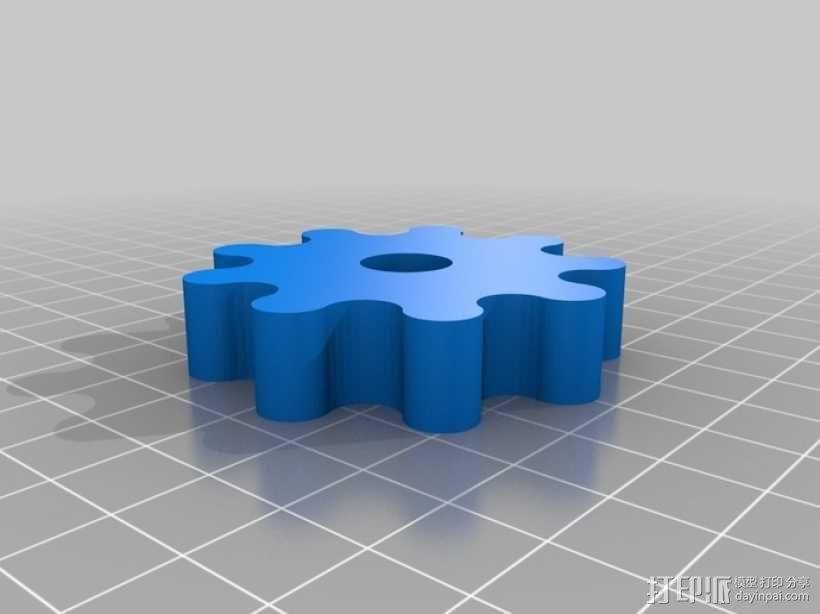 机械抓手 3D模型  图23