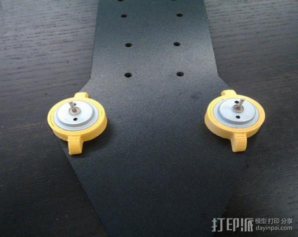 乒乓球发射器 3D模型  图9