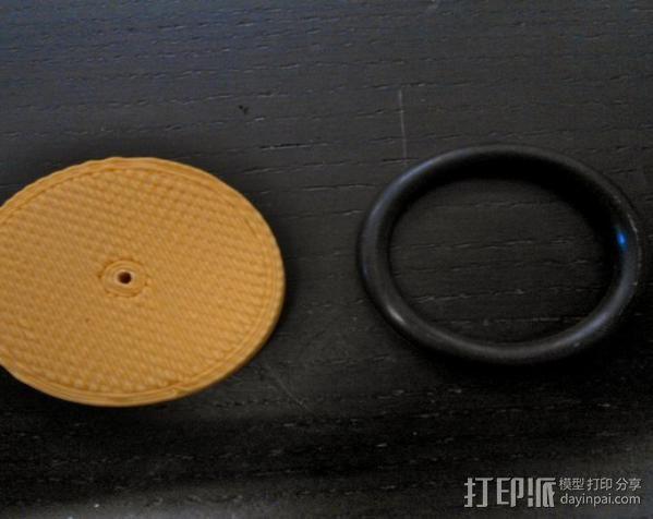 乒乓球发射器 3D模型  图10
