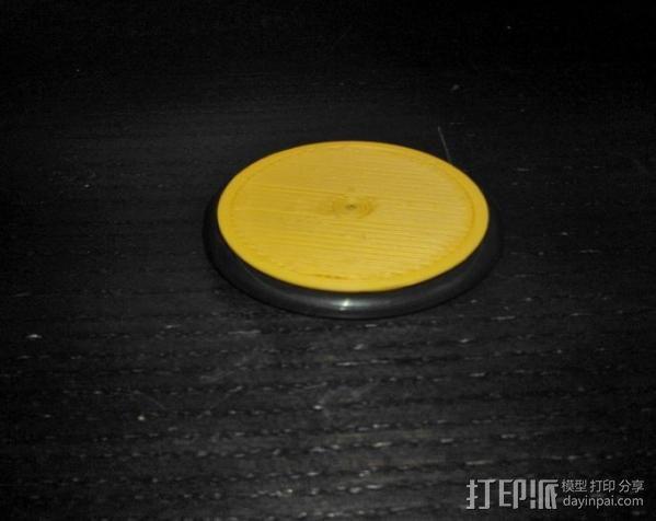 乒乓球发射器 3D模型  图11