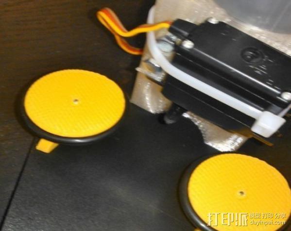 乒乓球发射器 3D模型  图13