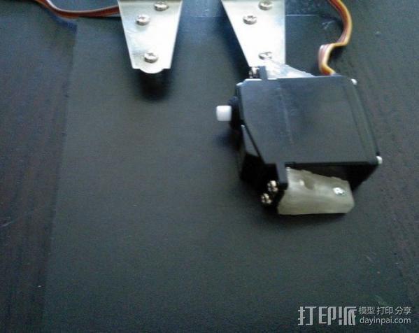 乒乓球发射器 3D模型  图18