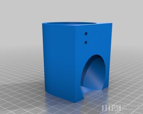 乒乓球发射器 3D模型  图25