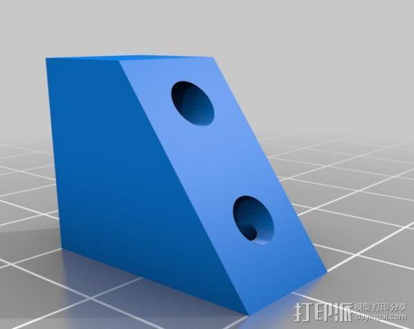 乒乓球发射器 3D模型  图26