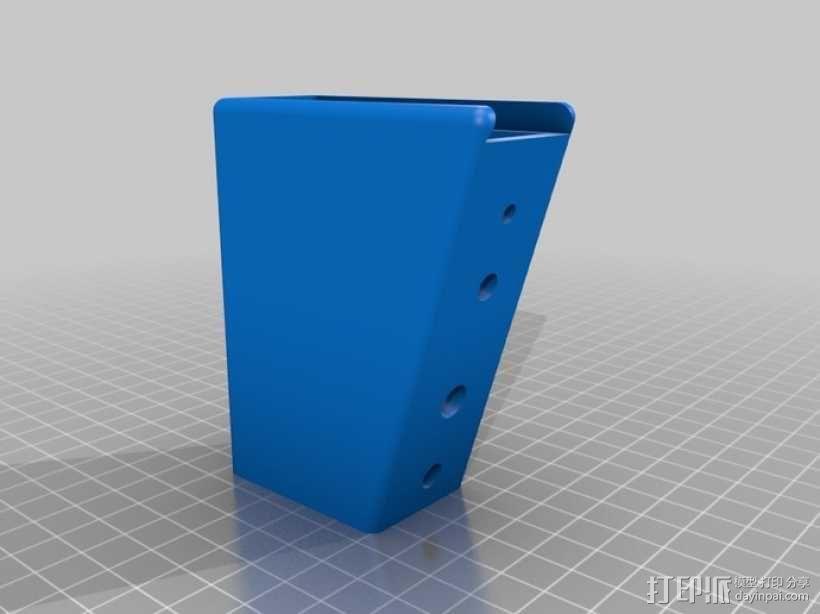 ParaMike抛物面传声器 3D模型  图7