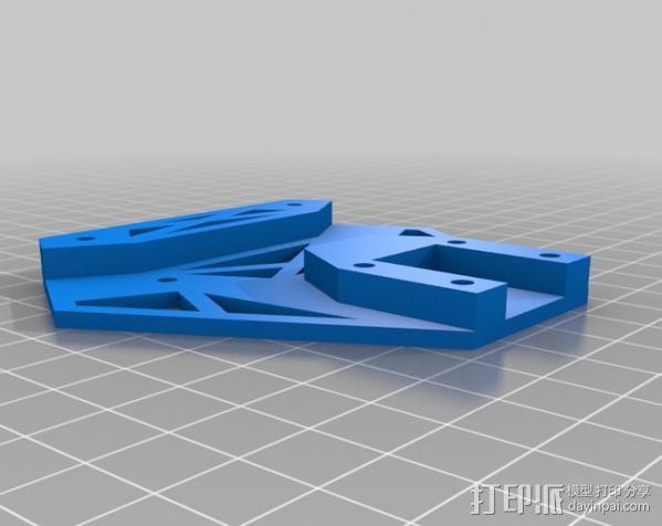 三轴飞行器V2.5  3D模型  图3