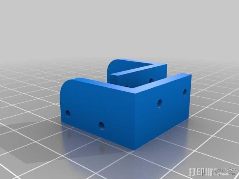 Arduped双足机器人 3D模型  图3