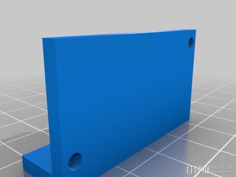 Arduped双足机器人 3D模型  图4