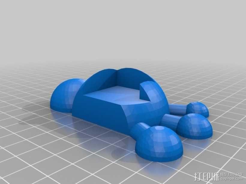 Arduped双足机器人 3D模型  图6