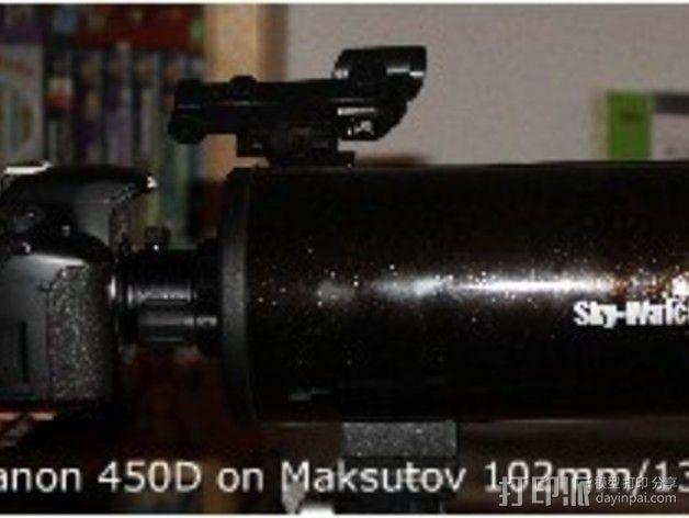 EF接环镜头聚焦器 3D模型  图7