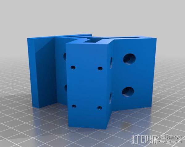 线性轴承 3D模型  图5