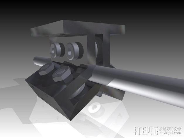 线性轴承 3D模型  图3