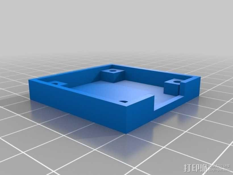 M12相机外壳 3D模型  图5