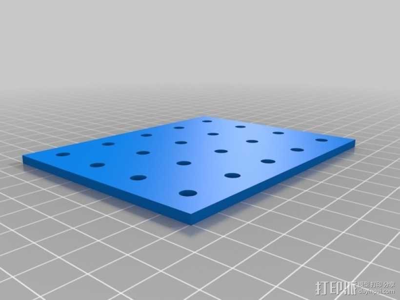连接板 3D模型  图10