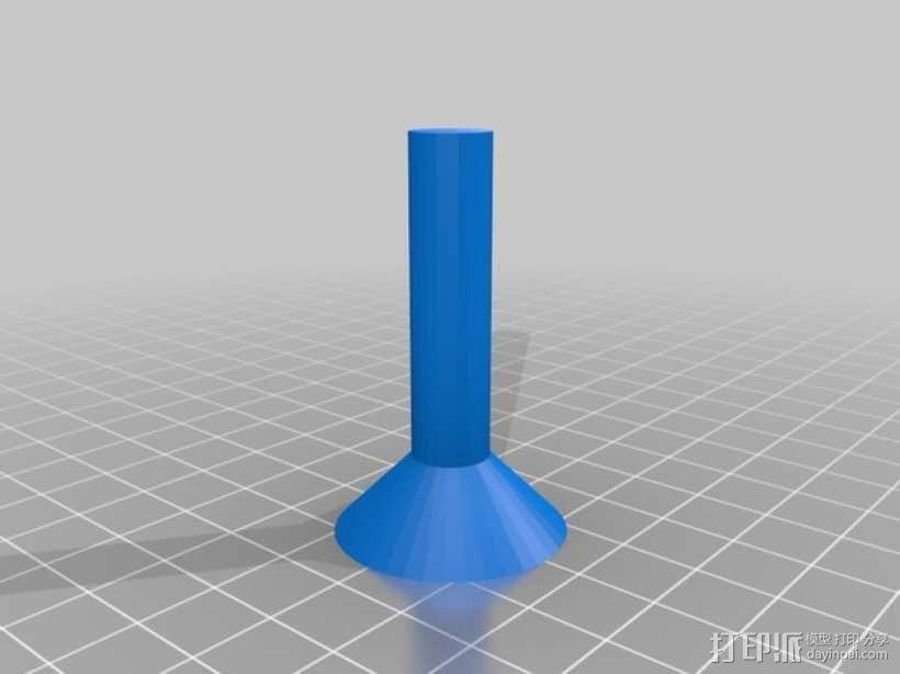 APM飞行控制器外壳 3D模型  图2