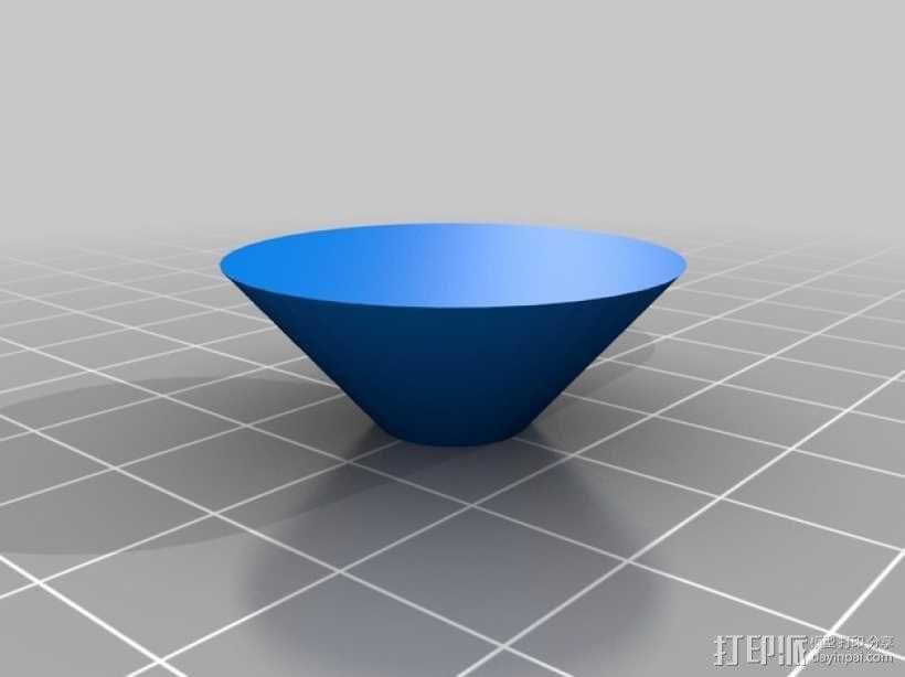 APM飞行控制器外壳 3D模型  图4