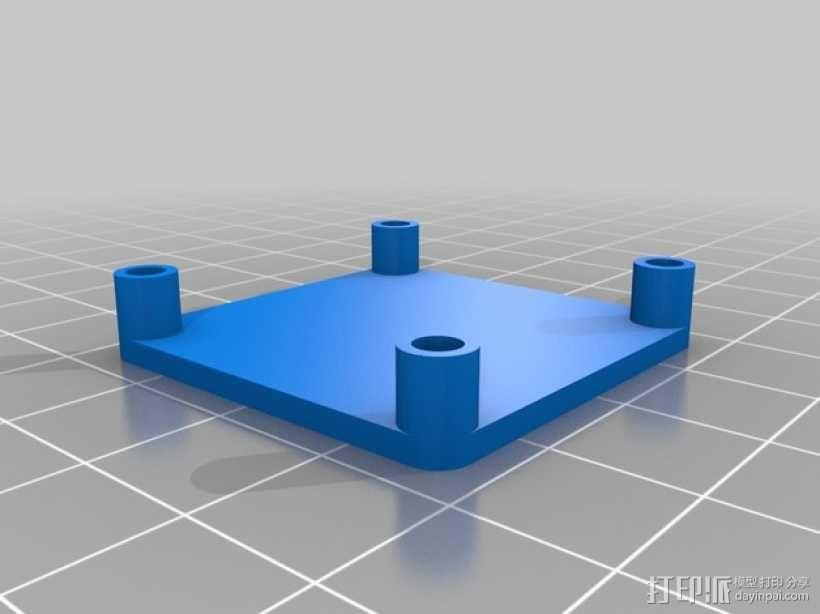 APM飞行控制器外壳 3D模型  图5